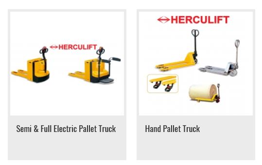 Pallet Truck Supplier Malaysia